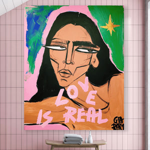 LOVE IS REAL No.01