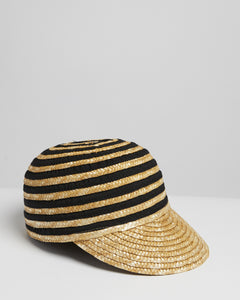 Kate and Confusion Straw Ladies Cap