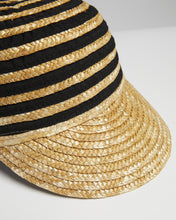 Load image into Gallery viewer, Kate and Confusion Summer Straw Ladies Cap