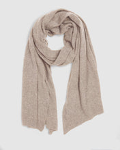 Load image into Gallery viewer, kate and confusion pink knit cashmere ladies scarf shawl