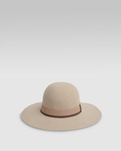 Charger l'image dans la galerie, Kate and Confusion beige wool ladies felt floppy hat