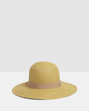 Load image into Gallery viewer, Kate and Confusion Summer Ladies straw beach floppy hat