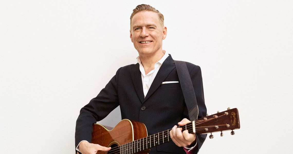 Interview With Bryan Adams | Rock & Roll Beauty | Wildsmith Skin