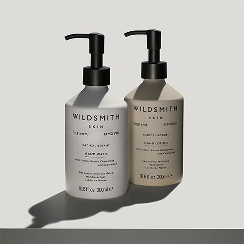 Inspiration and Creation: our new Hand Wash and Lotion