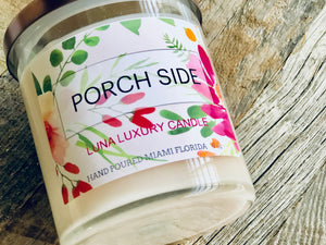 Soy Candle Garden Collection - Bath -ology