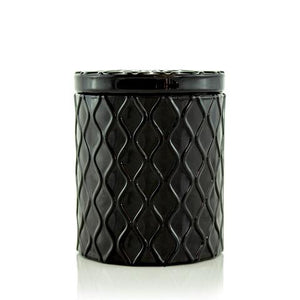 Luxe candle, luxury candle, luxury vessel, glossy black,vegan candle,coconut wax candle, gift candle, holiday candle, hand poured candle - Bath -ology