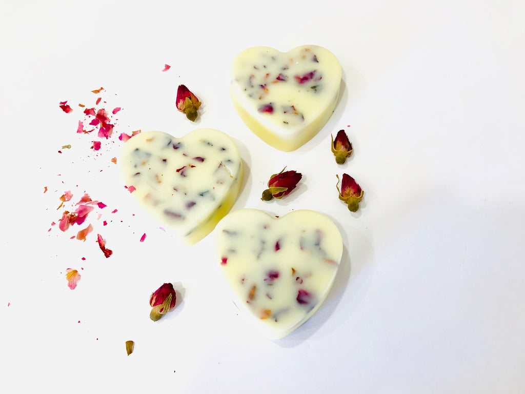Butter Heart Solid Lotion - Bath -ology
