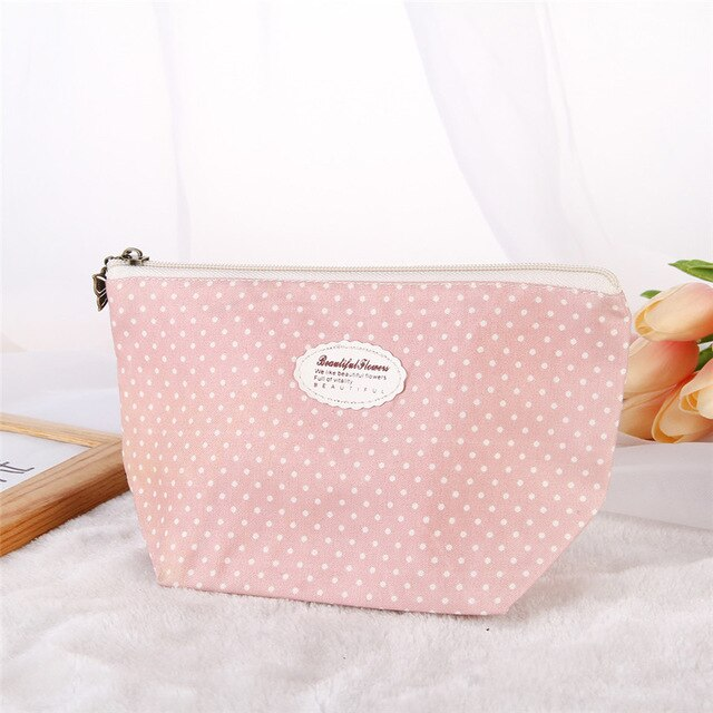 Portable Travel Cosmetic Bag Makeup Case Pouch Toiletry Wash Organizer - Bath -ology