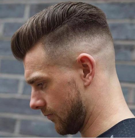 7 Awesome High Fade Haircut Styles \u2013 Mack for Men