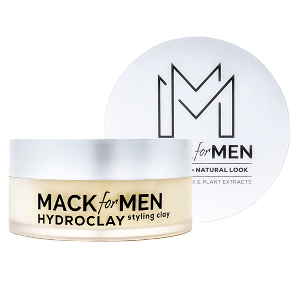 Hydroclay Styling Hair Clay Mack For Men