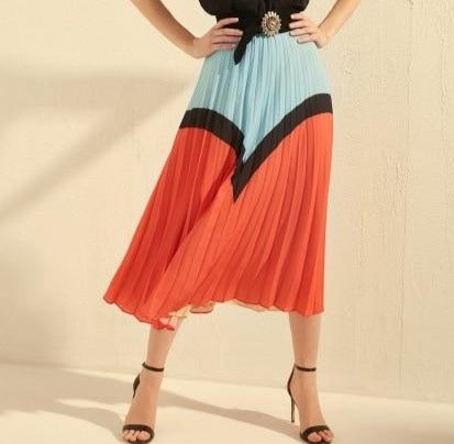 Trend Pleat Skirt