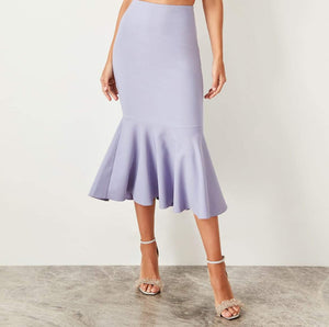 Flair Lilac Skirt
