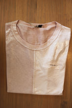 Afbeelding in Gallery-weergave laden, Wet Look T shirt met lovertjes dames