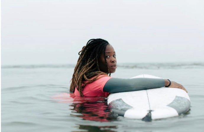 INTERVIEW: Natasha Brown of Brown Girl Surf