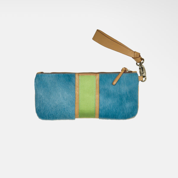 Vedanta Series ~ Clutch in Blue