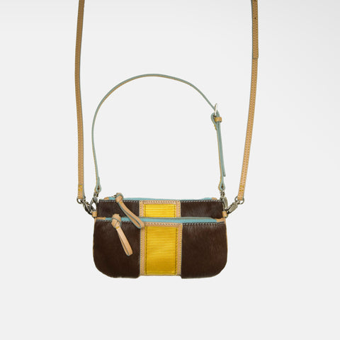 Vedanta Series ~ Purse in Chocolate