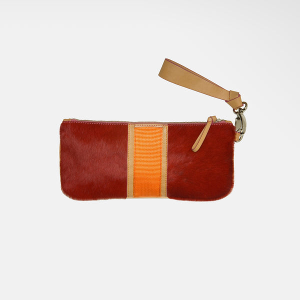 Vedanta Series ~ Clutch in Red