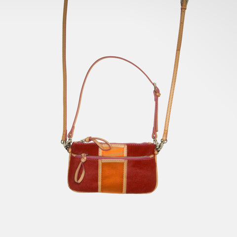 Vedanta Series ~ Purse in Red