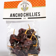 Load image into Gallery viewer, Dried Ancho Chillies
