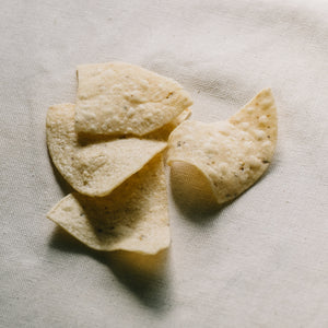 White Corn Tortilla Chips 250g