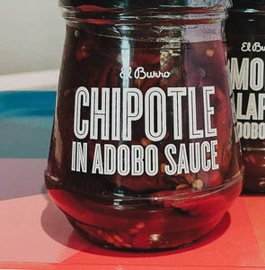 Chipotle Chillies in Adobo Sauce