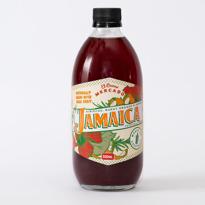 Jamaica Cocktail Cordial