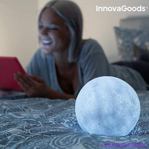 Lampe Rechargeable LED - Moon Lamp