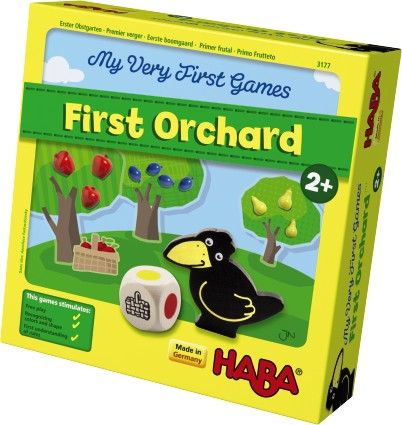 My Very First Games - First Orchard  Age: 2-3 Years