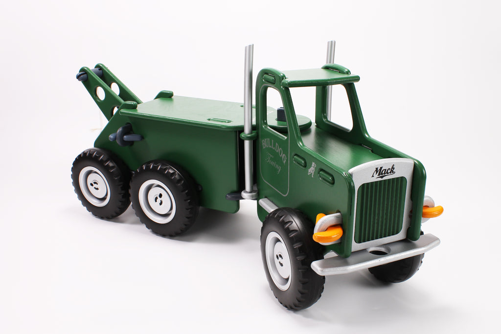 Mack Ride-On Truck - Green