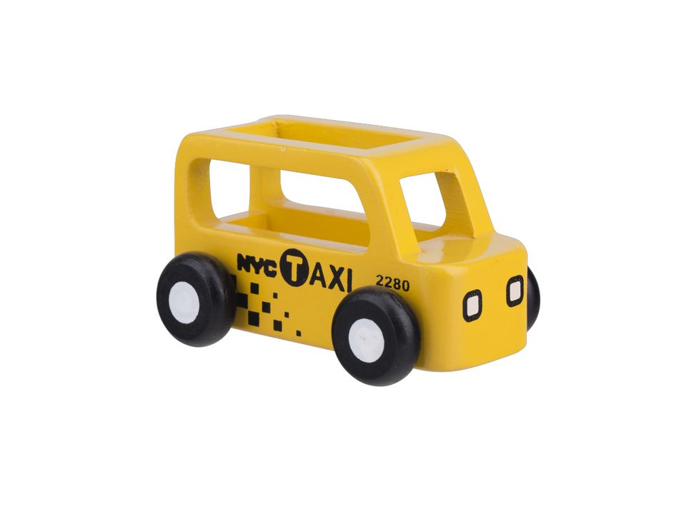Mini Taxi - Yellow