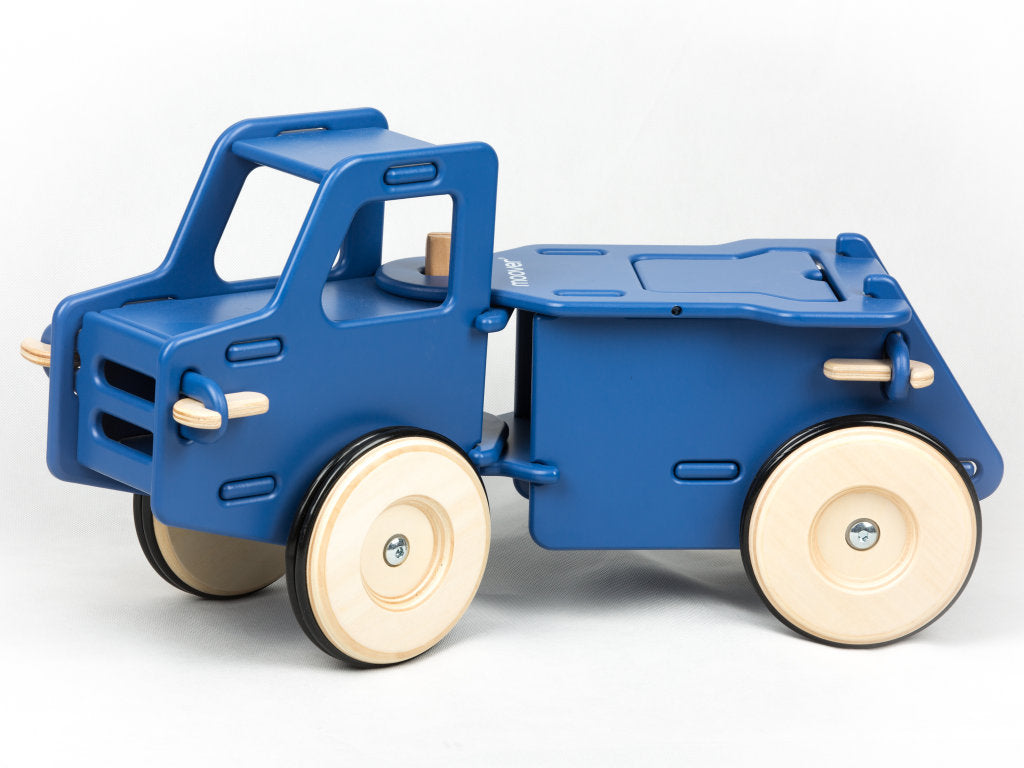 Ride-On Truck - Navy Blue