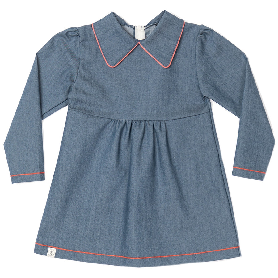 Albababy Kleid Zoe Dark Denim