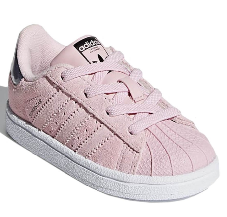 "Adidas Originals Sneaker ""SST Superstar"" Rosa Mini"