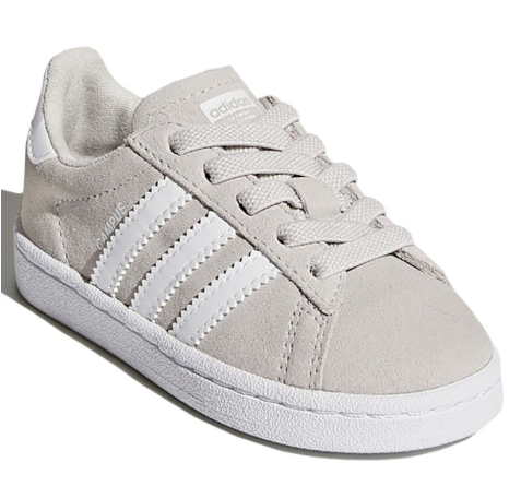 "Adidas Originals Sneaker ""Campus"" Grau Mini"