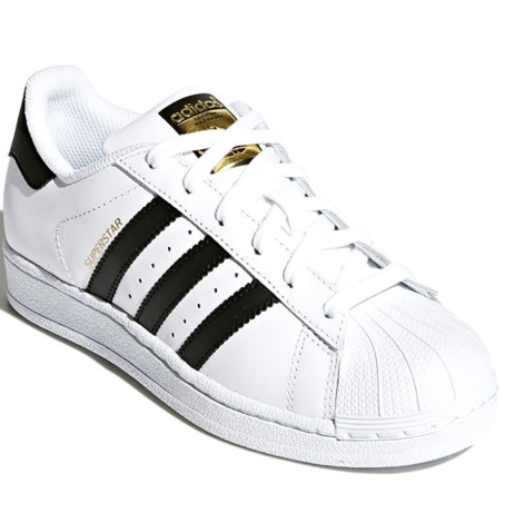 "Adidas Originals Sneaker ""Superstar"" Weiß/Schwarz"