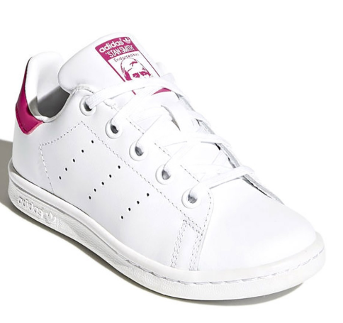 "Adidas Sneaker Originals ""Stan Smith"" Pink Junior"