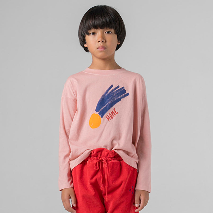 Bobo Choses Langarmshirt Home
