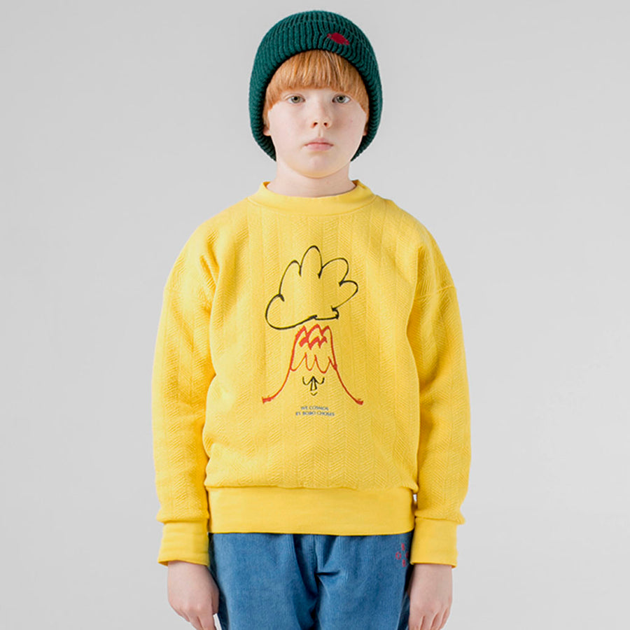 Bobo Choses Sweatshirt Vulkan