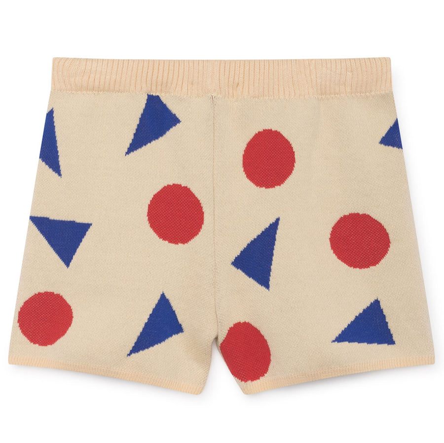 Bobo Choses Shorts Pollen Gardenia