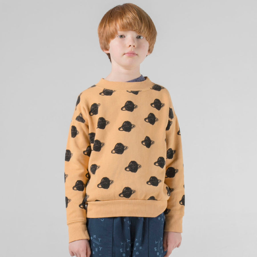 Bobo Choses Sweatshirt Saturn