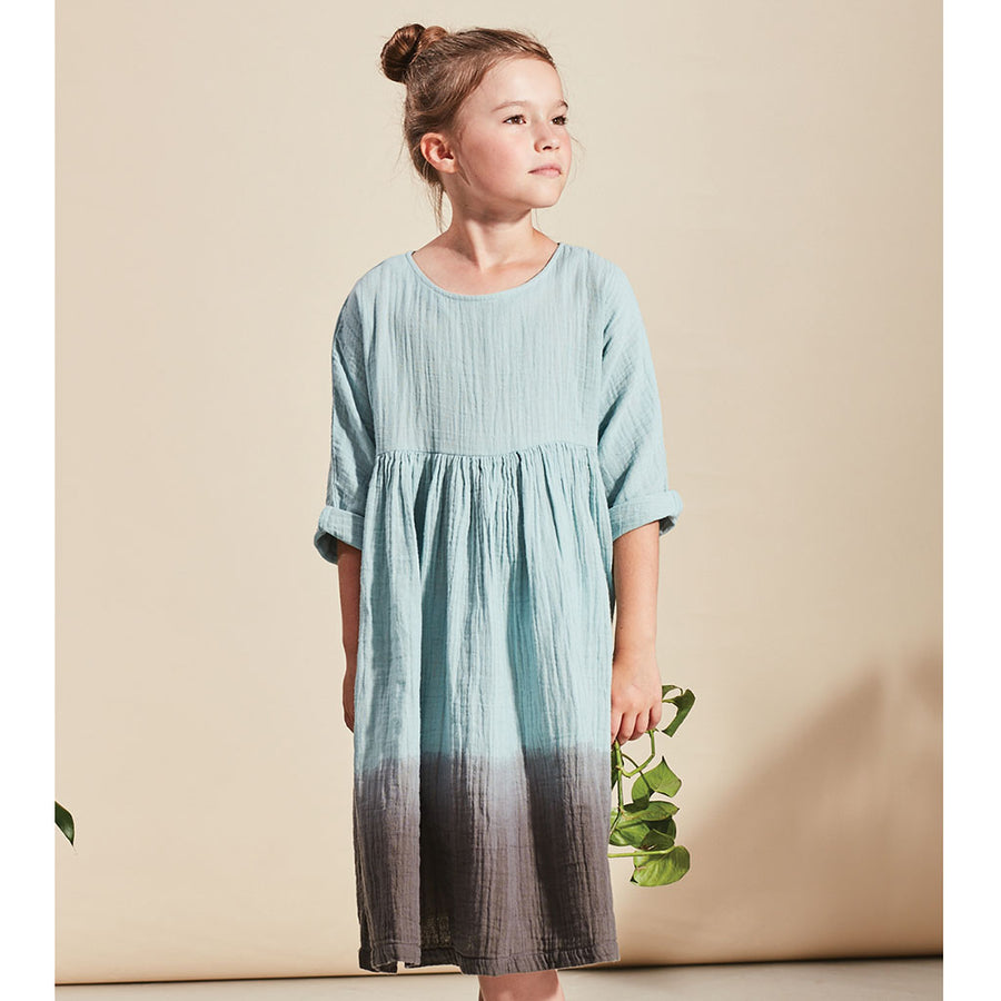 Kids on the moon Kleid Eiscreme Mint