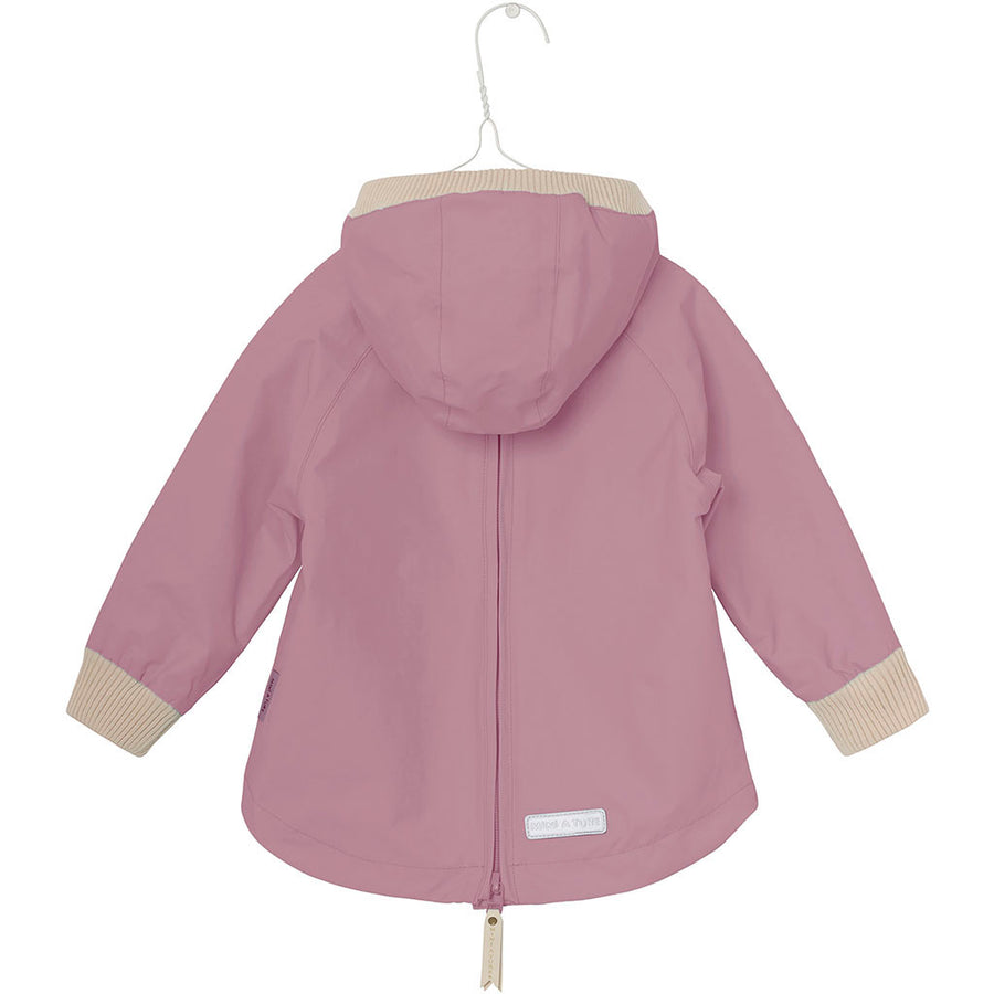 Mini a Ture Anorak Baby Vito lilas rose