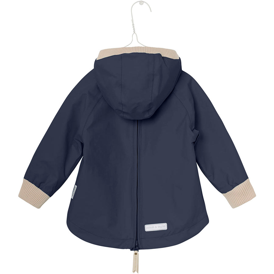 Mini a Ture Anorak Baby Vito Blue Nights