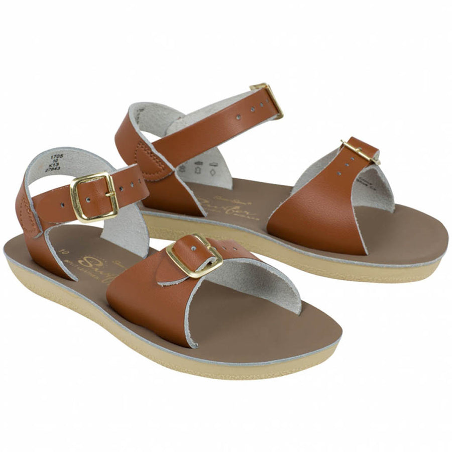 Salt-Water wasserfeste Kinder-Sandale Surfer Tan Gr. 20-31