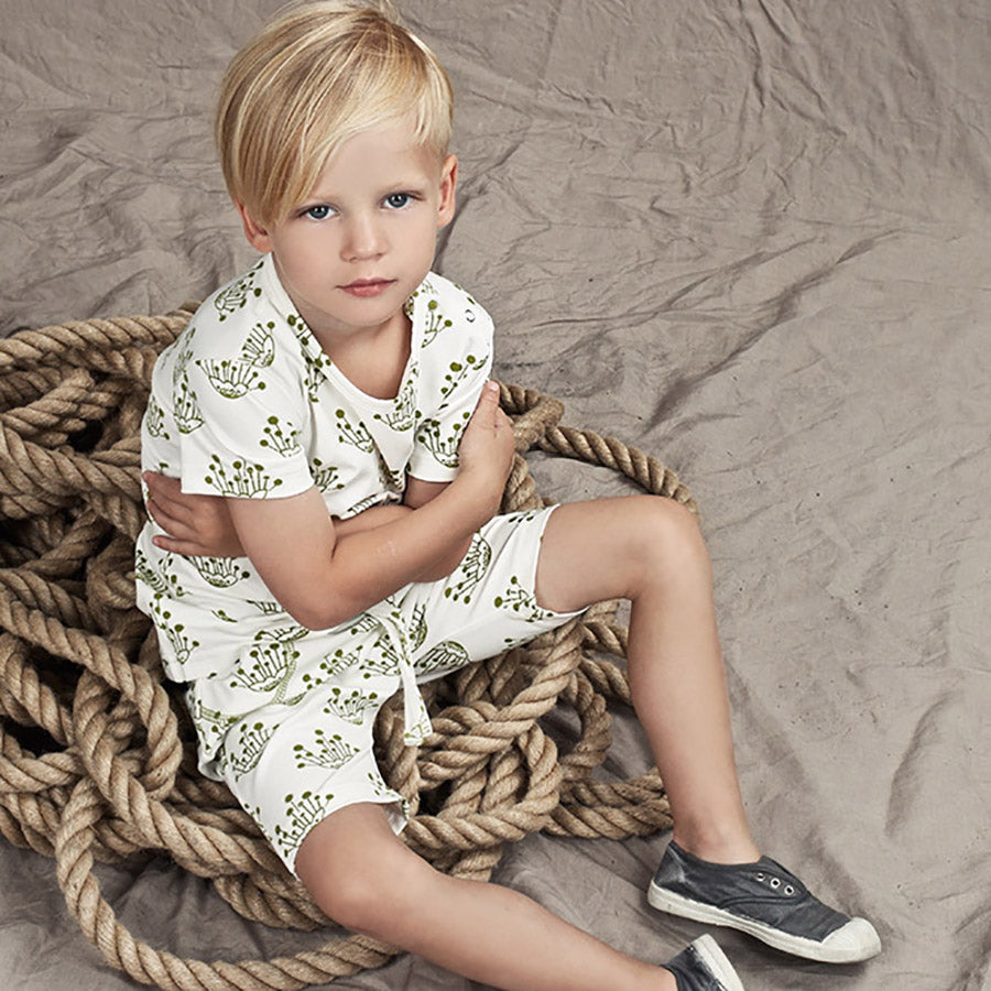 Zezuzulla Shorts Dandelions Junior