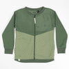 Atracktion Zipperjacke Hector Hedge Green Harlequin