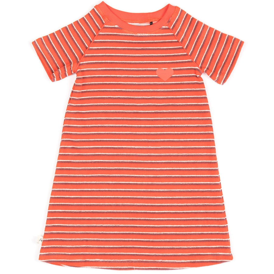 Vida Dress Fiesta Striped