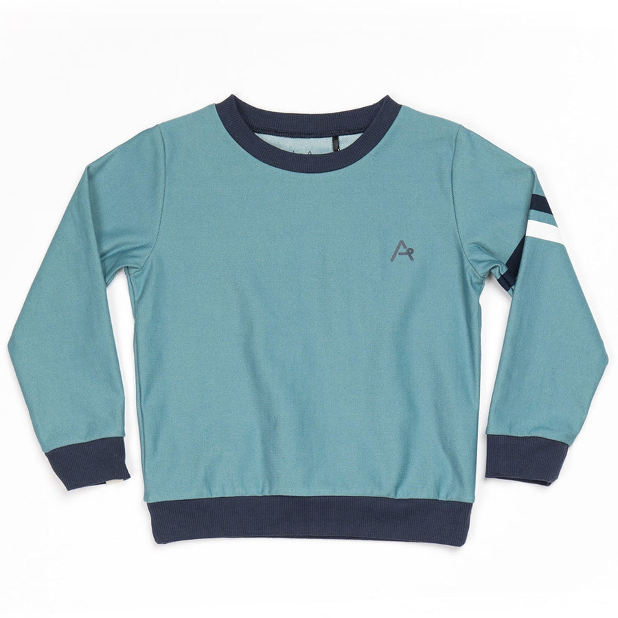 Albababy Pullover Trent Blau
