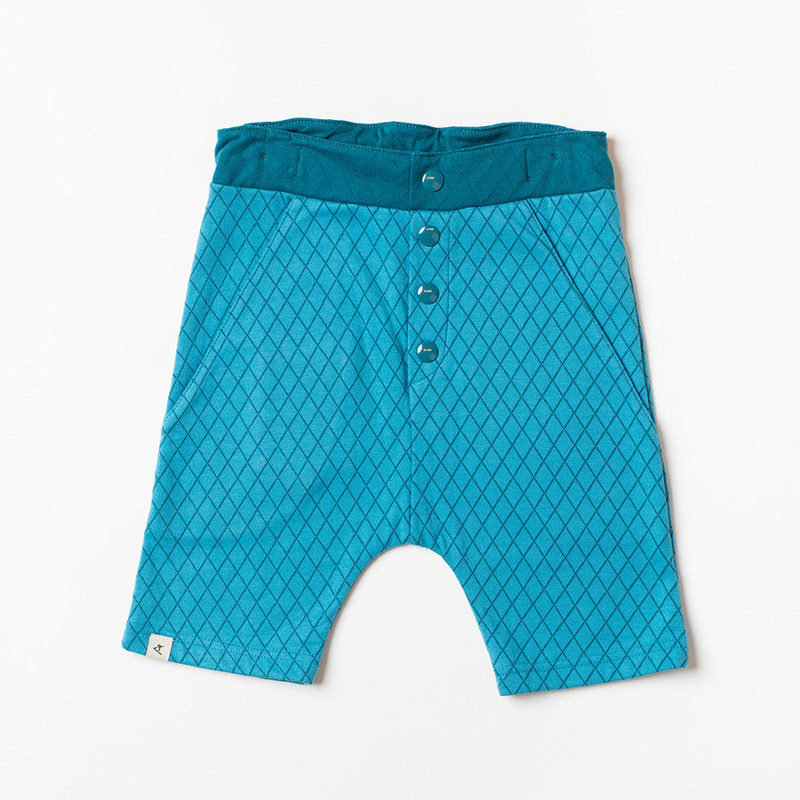 Albababy Knickers Milo Bluejay Harlequin