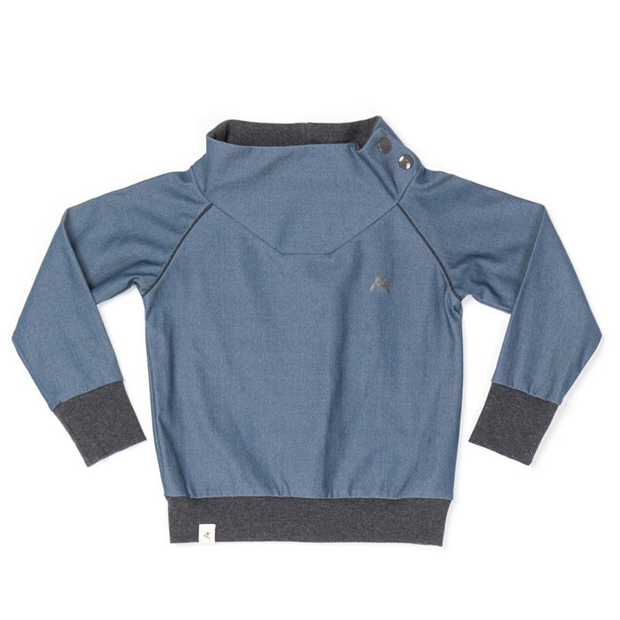 Albababy Sweater Hollum Dark Denim